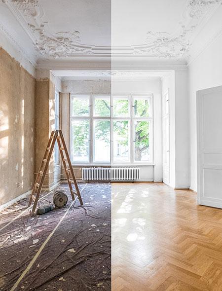 Entreprise de rénovation intérieure Arras